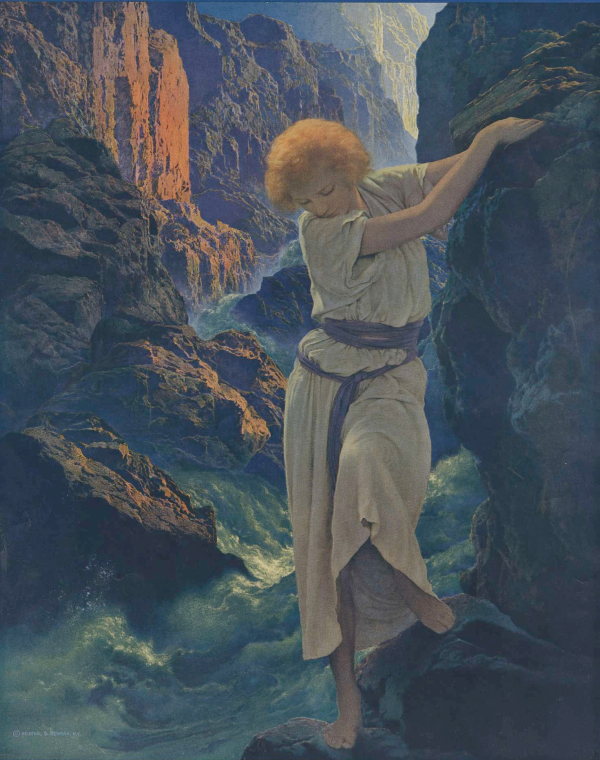 The Canyon by Max Parrish